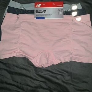New balance seamless boy shorts brand new S|M|L|XL